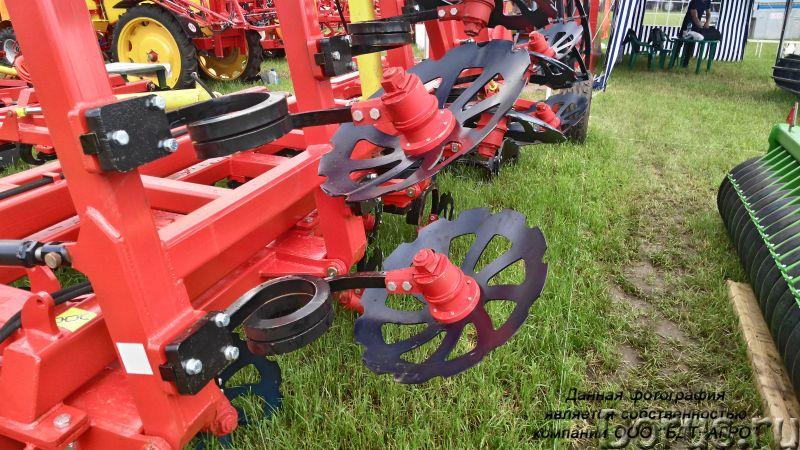 Бороны дисковые БДМ-П БАРС трехрядные на пружинной стойке от 2,1 до 9,1 метров - Сельхоз и спецтехни..., фото 1