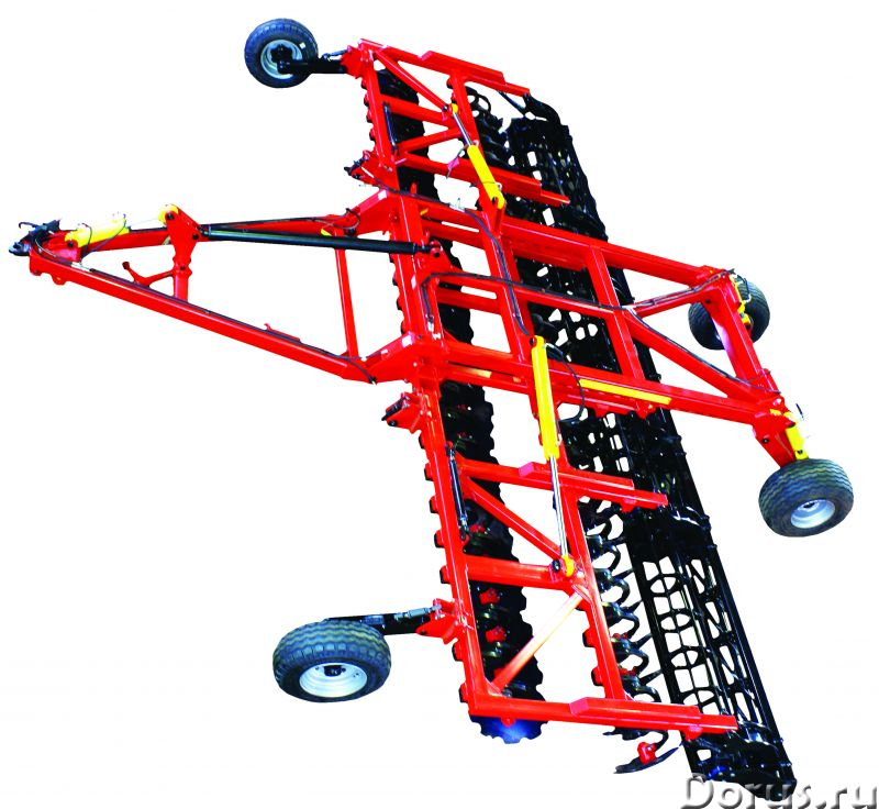 Бороны дисковые БДМ-П БАРС трехрядные на пружинной стойке от 2,1 до 9,1 метров - Сельхоз и спецтехни..., фото 9