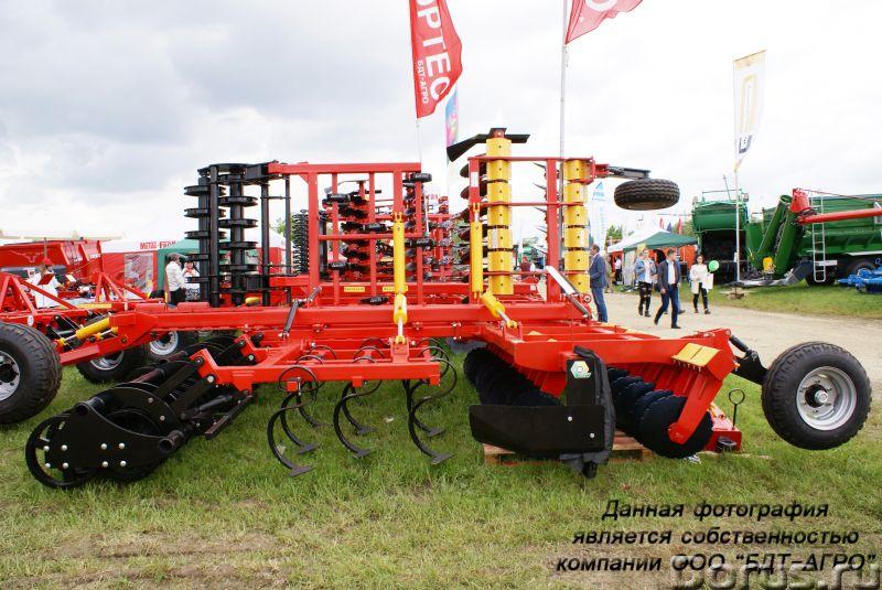 Бороны диско-культиваторные (Дискокультиватор) БДК от 3,1 до 9,1 метров - Сельхоз и спецтехника - Бо..., фото 1