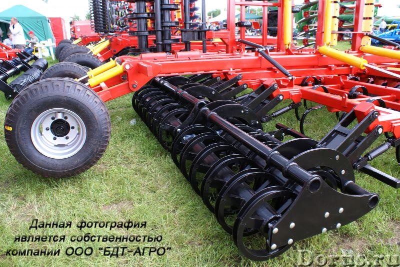 Бороны диско-культиваторные (Дискокультиватор) БДК от 3,1 до 9,1 метров - Сельхоз и спецтехника - Бо..., фото 3