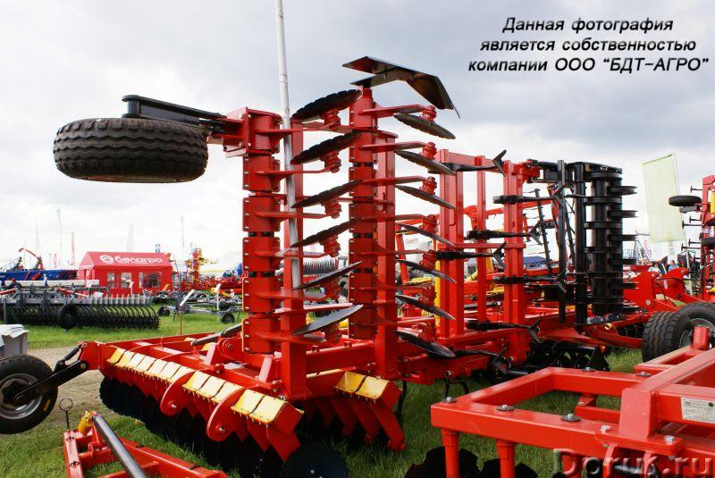 Бороны диско-культиваторные (Дискокультиватор) БДК от 3,1 до 9,1 метров - Сельхоз и спецтехника - Бо..., фото 4