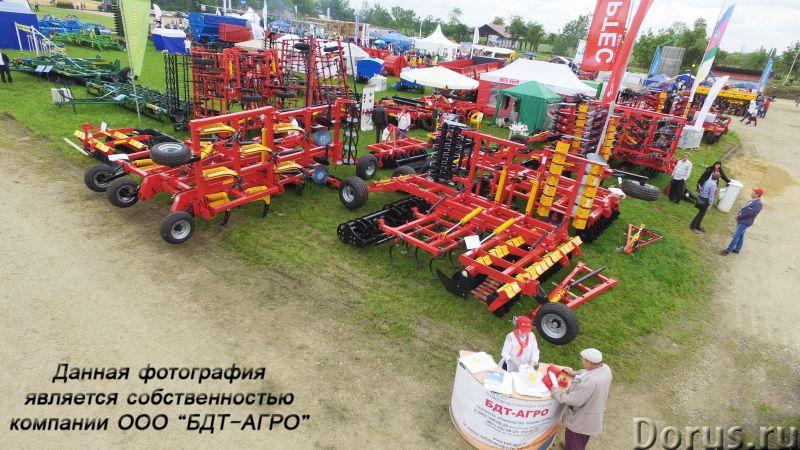 Бороны диско-культиваторные (Дискокультиватор) БДК от 3,1 до 9,1 метров - Сельхоз и спецтехника - Бо..., фото 9