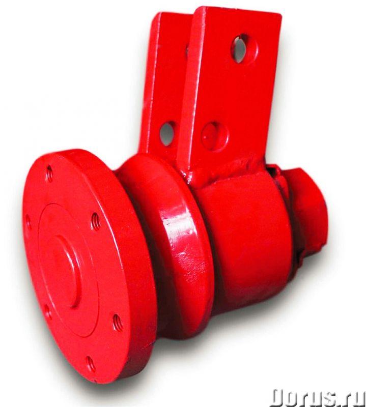 Необслуживаемые подшипниковые узлы для дисковых борон - Запчасти и аксессуары - Необслуживаемый подш..., фото 1