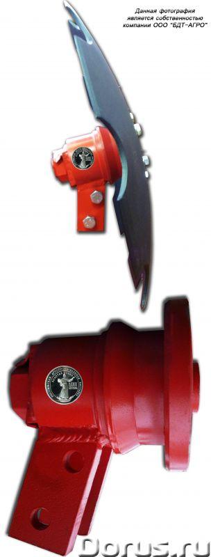 Необслуживаемые подшипниковые узлы для дисковых борон - Запчасти и аксессуары - Необслуживаемый подш..., фото 9