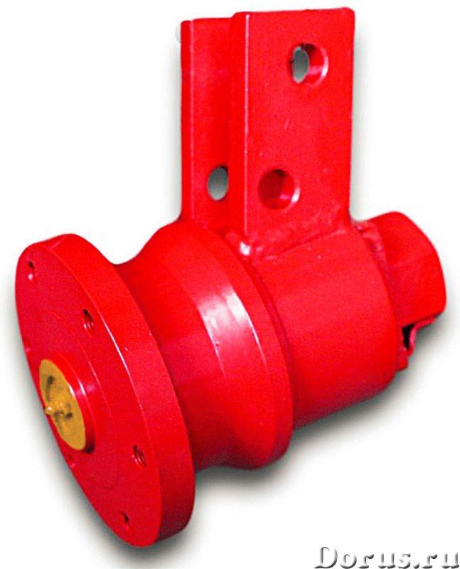 Подшипниковые узлы для дисковых борон - Запчасти и аксессуары - Обслуживаемый подшипниковый узел про..., фото 1