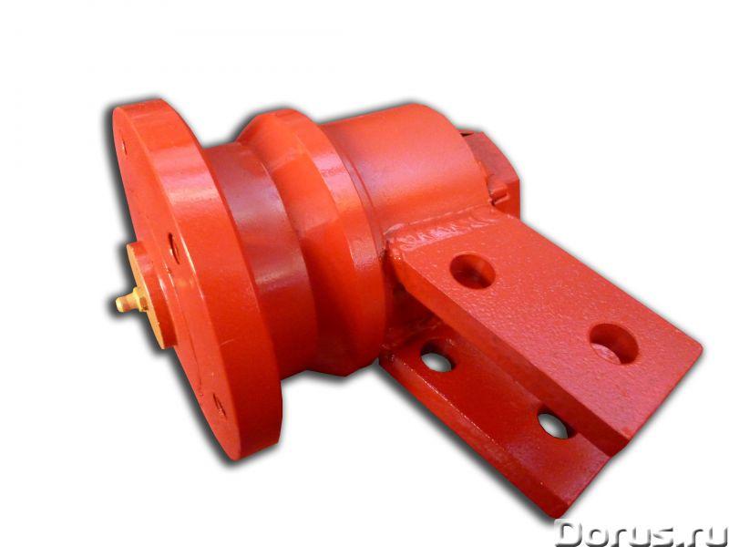 Подшипниковые узлы для дисковых борон - Запчасти и аксессуары - Обслуживаемый подшипниковый узел про..., фото 3