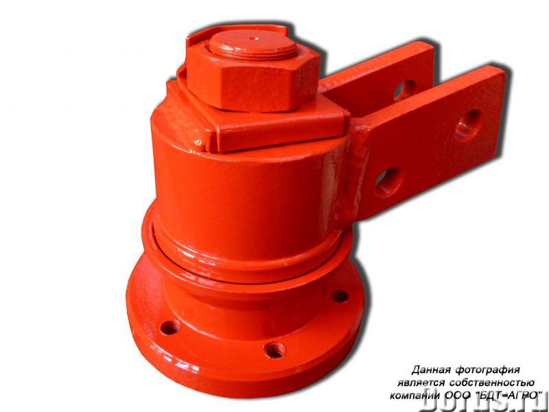 Подшипниковые узлы для дисковых борон - Запчасти и аксессуары - Обслуживаемый подшипниковый узел про..., фото 4